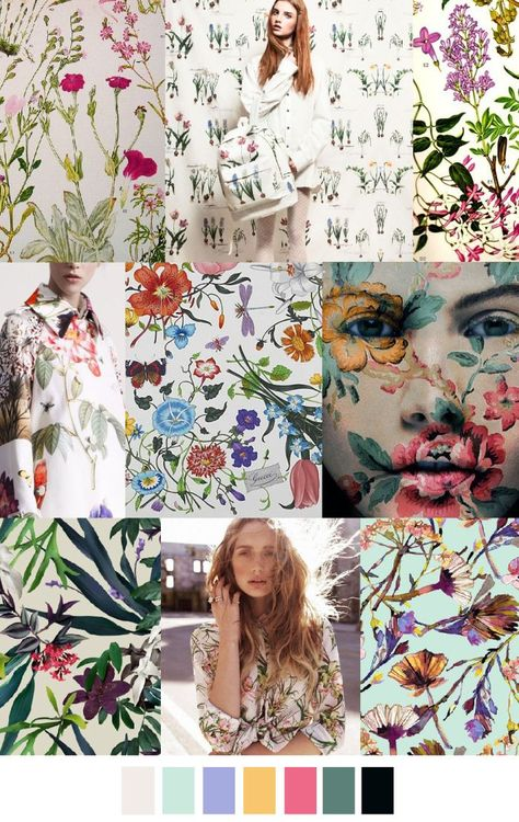 BOTANICAL PRINTS FASHION|SPRING SUMMER 2015|FUTURE TRENDS | Fashion Trends & Lifestyle Blog by iThinkFashion