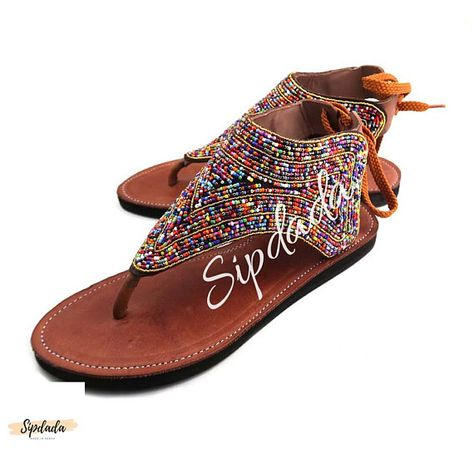 cf95d8957ec0f Flower Maasai Sandals