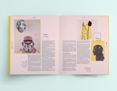 Magazine projects