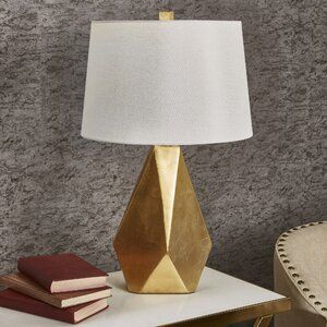 Willa Arlo Interiors Robeson End Table Reviews Wayfair In 2020 Table Lamp Table Lamp Base Lamp