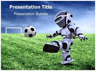 51 best free powerpoint templates images on pinterest role the artificial intelligence template comes very handy for such purposes the presentations with such templates toneelgroepblik Images