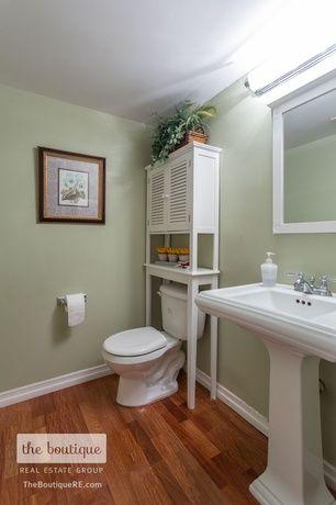 cottage full bathroom with memoirs ceramic pedestal combo