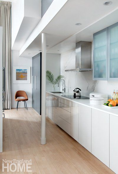 Special Focus Kitchen And Bath Design 2017 New England Home Magazine Kitchen And Bath Design House And Home Magazine One Wall Kitchen