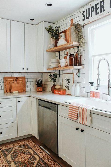 42 Amazing Small Modern Kitchen Design Ideas