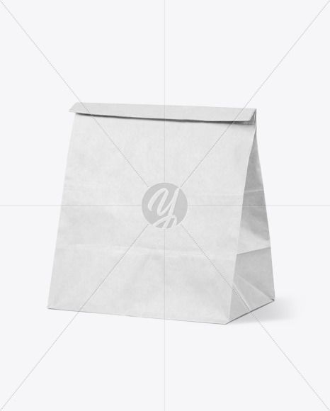 Download Kraft Paper Food Bag Mockup Present Your Design On This Mockup Includes Special Layers And Smart Objects For Your Creative W In 2021 Bag Mockup Kraft Paper Blank Bag