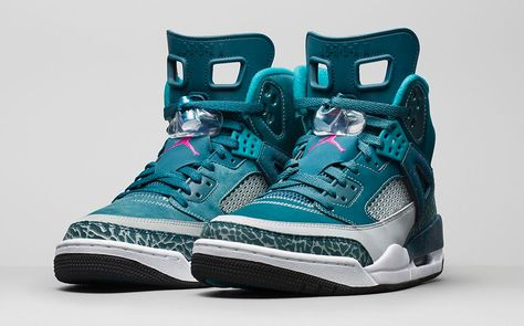 3e0ab913d87 Name  Nike Air Jordan Spizike  Space Blue  Colour  Space Blue ...
