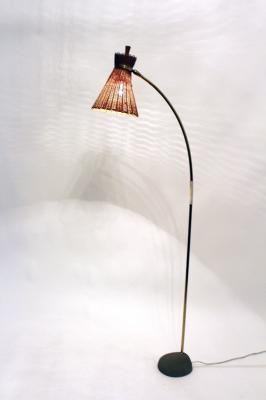 Vintage Kiwi Floor Lamp From Kalmar 3 Lamp Floor Lamp Lamps For Sale