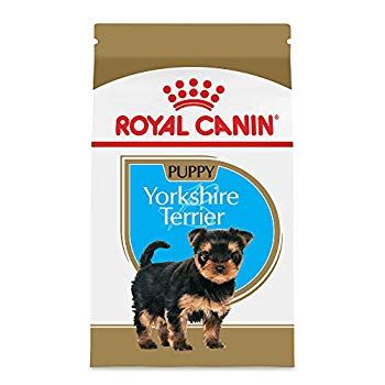 Royal Canin Breed Health Nutrition Yorkshire Terrier Puppy Dry Dog Food Click Image For More Details This I In 2020 Dog Food Recipes Dog Food Reviews Dry Dog Food