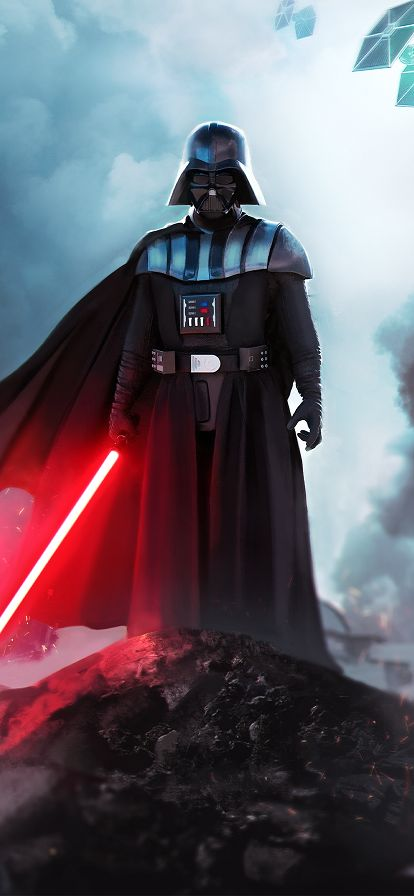 Darth Vader Wallpaper - iPhone 12 Pro Max