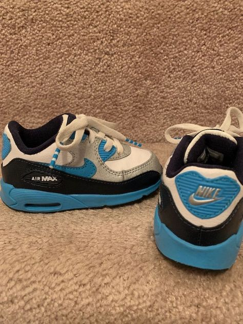 4c5b5f42c77548 Nike Air Max 90 Infant Toddler Shoes Size 6 C Black  fashion  clothing   shoes  accessories  babytoddlerclothing  babyshoes (ebay link)