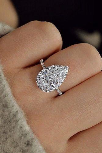 10 Fresh Engagement Ring Trends For 2018 Trending Engagement Rings Engagement Ring Shapes Unique Engagement Rings