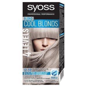 Syoss haarfarbe kuhles beige blond