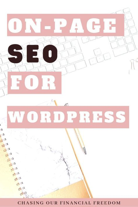 SEO For Beginners in WordPress
