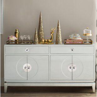 Sideboards Buffet Tables You Ll Love Wayfair Ca Sideboard Buffet Elegant Kitchen Island Mirrored Furniture