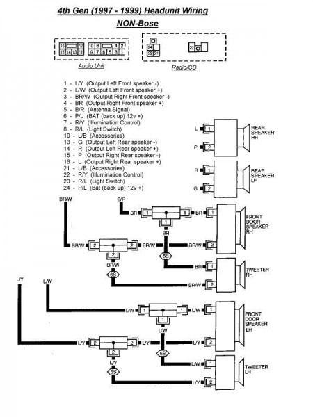 1998 nissan altima wiring schematic repair machine 2002 Audi A4 Wiring Diagram