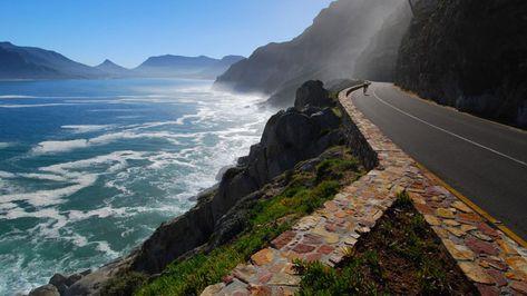 Top 10 Des Plus Belles Routes Du Monde Pour Partir En Road Trip Avec Images Afrique Du Sud Le Cap Afrique Du Sud Le Cap