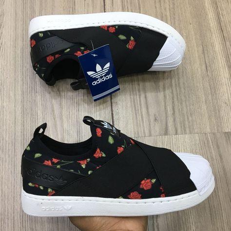 2f2a68204d8bff Adidas Superstar Slip On Florido ❤️