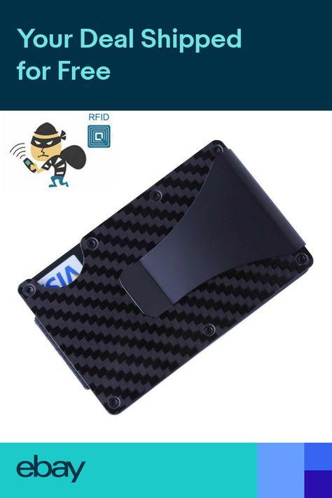 a3b2c456c4d Sale The Ridge Wallet Carbon Fiber Money Clip Minimalist Front Pocket Slim  RFID