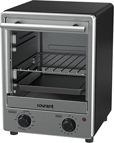 Enjoy Exclusive For Courant Toaster Oven Space Saving Design