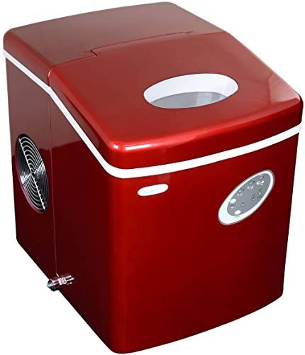 New Newair Portable Ice Maker 28 Lb Daily Countertop Compact
