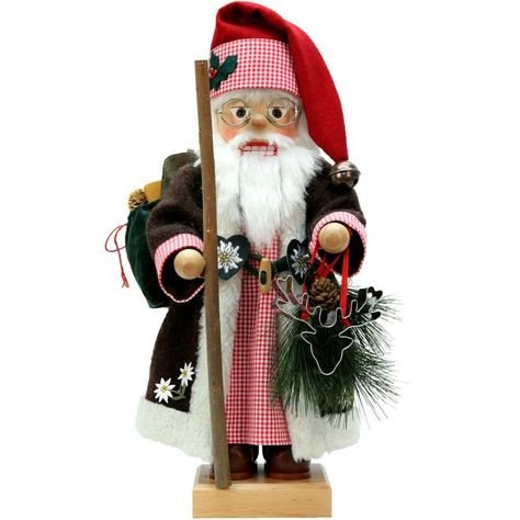 Christian Ulbricht Alps Santa Nutcracker