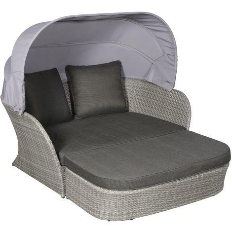Garten Lounge Grau In 2021 Garten Lounge Lounge Gartenmobel Aussenmobel