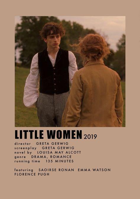 Little Women Movie Print
