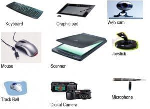 13 Examples Of Input Devices Input Devices Output Device What Is Computer