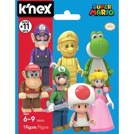 K/'nex Super Mario Series 11 Diddy Kong Figure