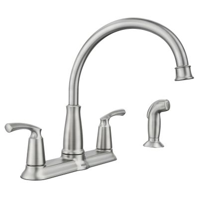 Kitchen Faucets Moen Stainless Faucet Kitchen Handles