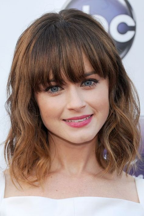 35 Best Hairstyles With Bangs