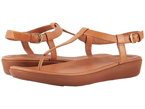 bd0a43a5179 FitFlop Tia Toe Thong Sandals (Caramel) Women s Sandals. for the women s  FitFlop sizing guide. Click to learn more about the biomechanically  engineered ...