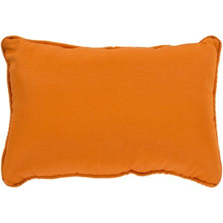 Art Of Knot Culmore 13 Inch X 19 Pillow Cover Orange
