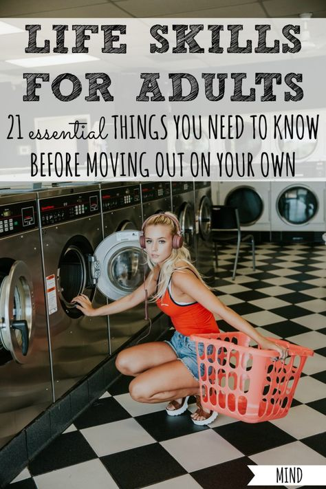 21 Things You Need to Know Before Moving Out on Your Own