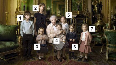 Queen Elizabeth II. - sie ist nicht nur Monarchin und britisches Oberhaupt, sondern auch eine liebevolle Groß- und Ur-Großmutter. Kurz nach Ostern ließ sie sich mit ihren Enkeln und Urenkeln von Annie Leibovitz porträtieren. Jetzt, zu ihrem 90. G...