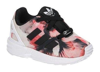 adidas zx flux kinder rosa