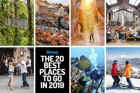 Best in Travel 2019: Affordable Places to Visit in 2019