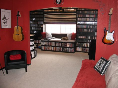 Music Room & Craft Room