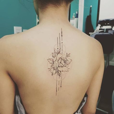 Peony #flowertattoo #flower tattoo #peonytattoo #fineline #tattoonascostas