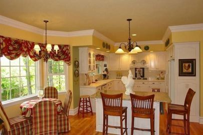 80 Simple Cuisine Francaise Decor Idees French Country Decorating Kitchen Country Style Kitchen French Country Kitchens