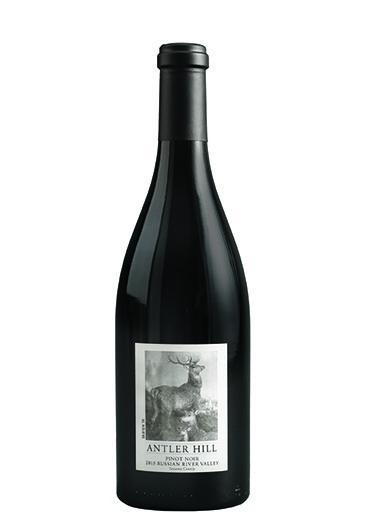 Antler Hill Pinot Noir Russian River Valley 2015 With Images Russian River Valley Pinot Noir Pinot
