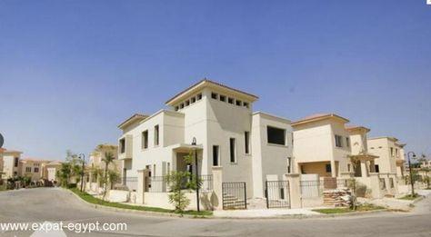 عقار ستوك فيلا للبيع في كمبوند الجزيرة في الشيخ زايد 6 أكتوبر Villa House Styles Best Location