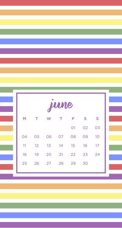 June Pride Month Iphone Wallpaper Lockscreen Pride Month