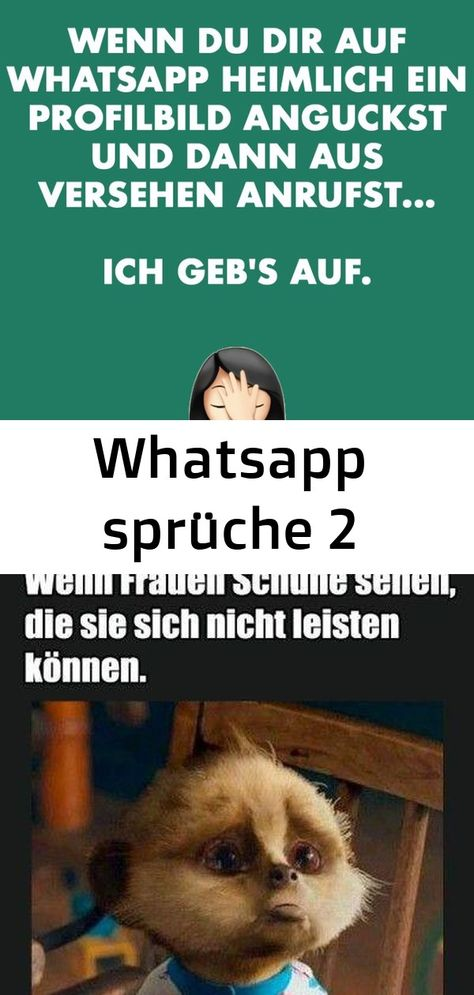 Visual Statements Whatsapp Sprüche Sprüche über