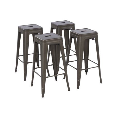 Home Metal Bar Stools Bar Stools Metal Bar