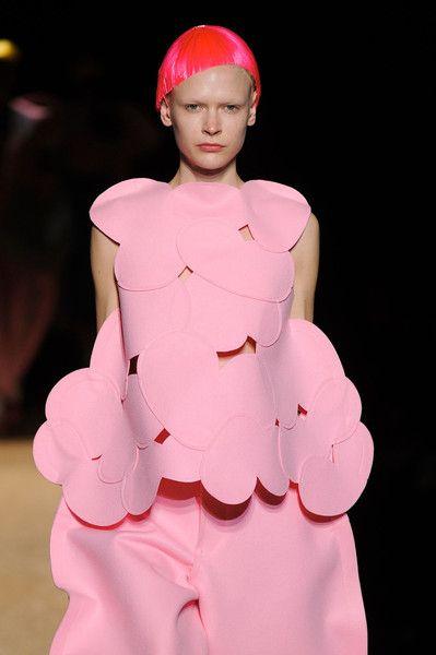 Comme des Garçons at Paris Fashion Week Fall 2012