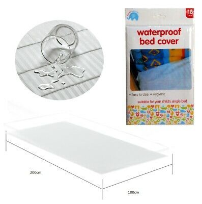 Baby Waterproof Single Bed Cover Cot