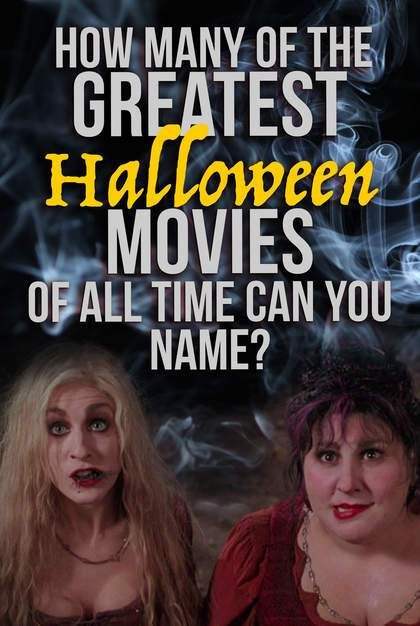 Quiz: How Many Of The Greatest Halloween Movies Of All Time Can You