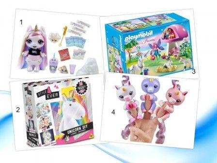 Idée Cadeau Licorne Idées cadeau licorne pour fille à partir de 6 ans   Cadeau licorne