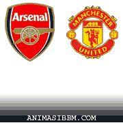 Http Www Animasibbm 2013 11 Dp Bbm Manchester United Arsenal